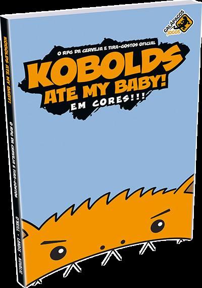 Kobolds Ate My Baby