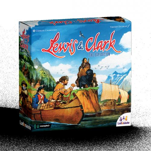 Lewis & Clark: a Expedição (pronta entrega)