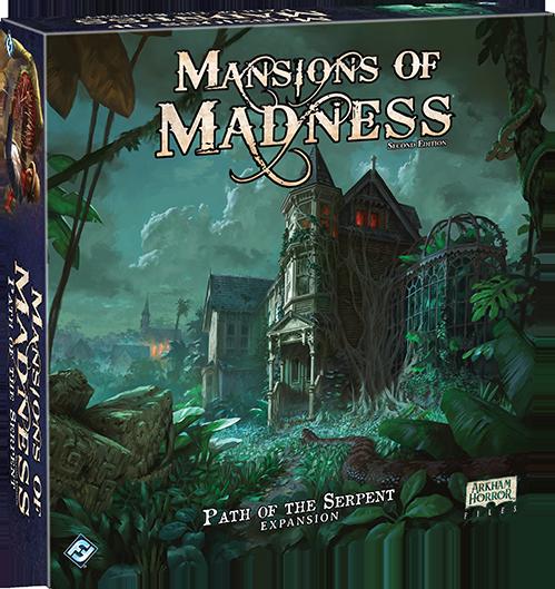 Mansions of Madness (2ª Edição): Caminho da Serpente