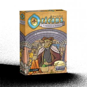 Orléans: Comércio & Intriga (pré-venda)
