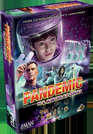 Pandemic: No Laboratório (pré-venda)