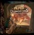 Miniatura - Paper Dungeons: Um Jogo de Rabiscar Masmorras
