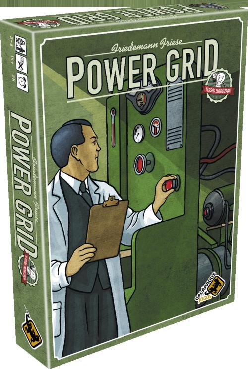 Power Grid - Versão Energizada