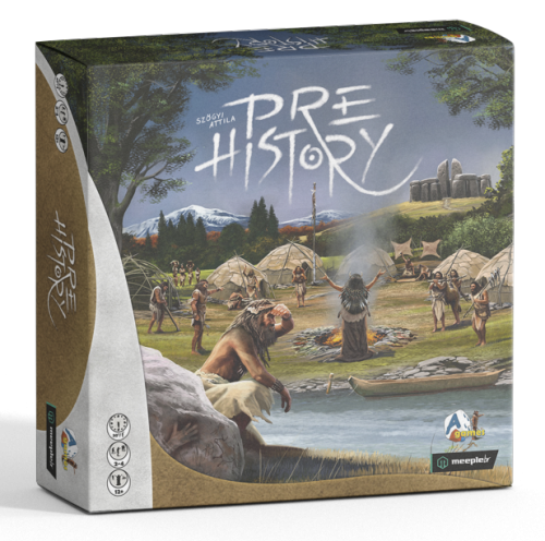 Prehistory (pronta entrega) - Sleeves grátis