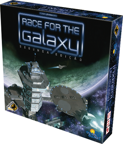 Race for the Galaxy (2ª Edição)