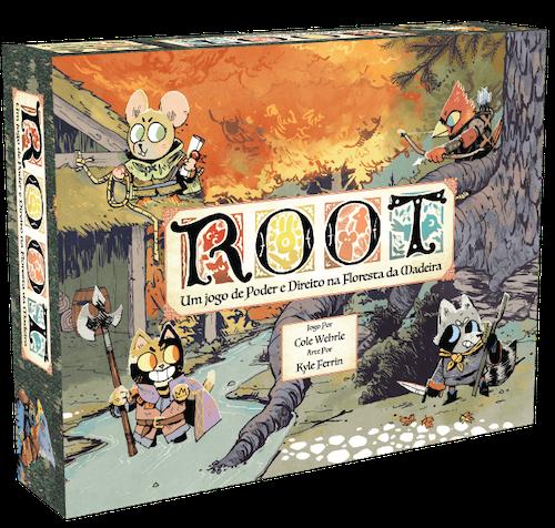 Root (pronta entrega)
