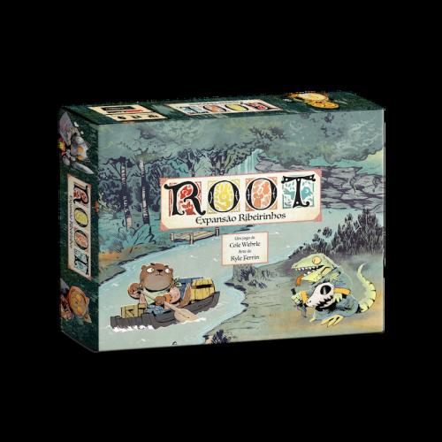 Root: Ribeirinhos (pronta entrega)