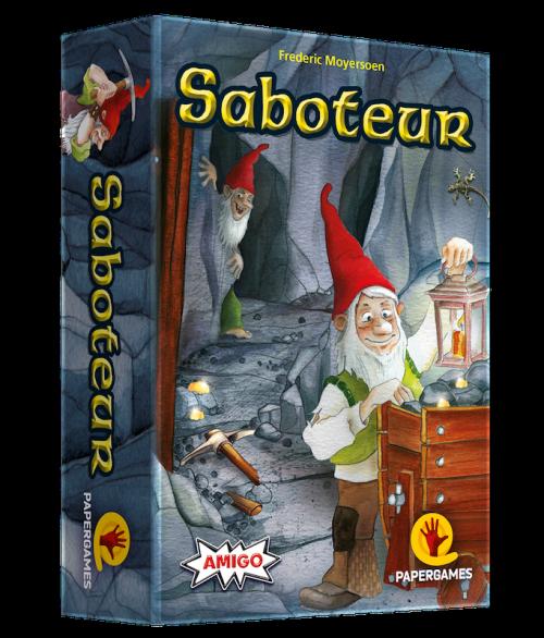 Saboteur + Expansão Troca Mapa