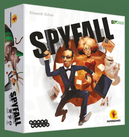 Spyfall (+exp. Convenção de Jogos)