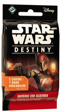Star Wars Destiny - Império em Guerra (avulso)