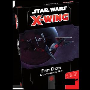 Star Wars X-Wing (2.0): KIT DE CONVERSÃO - PRIMEIRA ORDEM