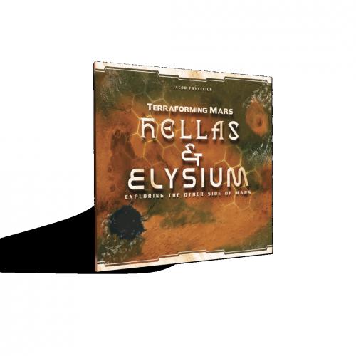 Terraforming Mars: Hellas & Elysium (pronta entrega)