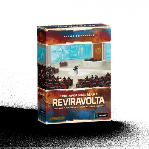 Terraforming Mars: Reviravolta (pronta entrega)