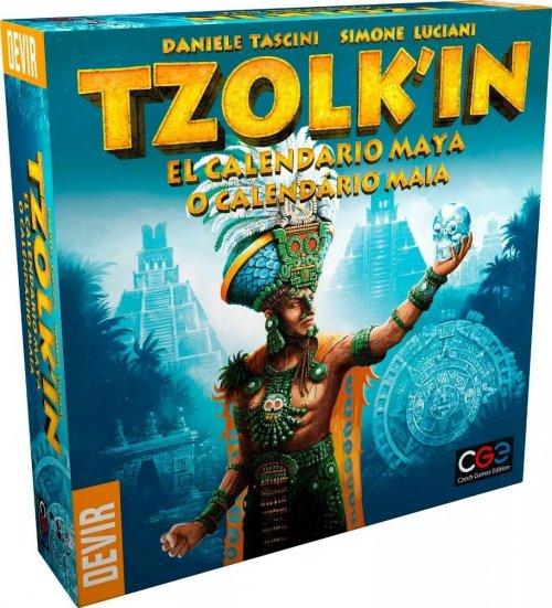 Tzolkin: O Calendário Maia