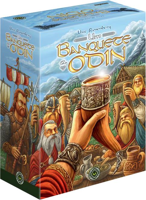 Um Banquete a Odin + Mini expansão (pronta entrega)