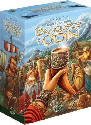 Um Banquete a Odin + Mini expansão (pré-venda)