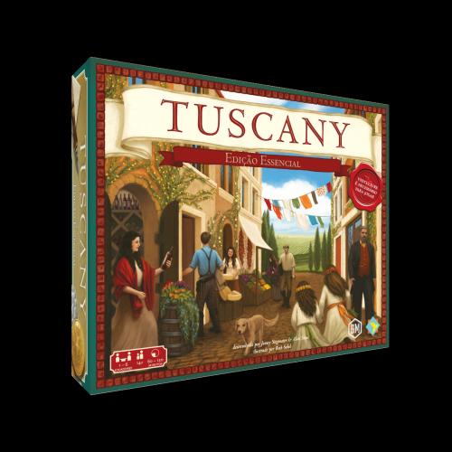 Viticulture: Tuscany Edição Essencial (pré-venda)
