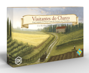 Viticulture: Visitantes do Charco (pré-venda)