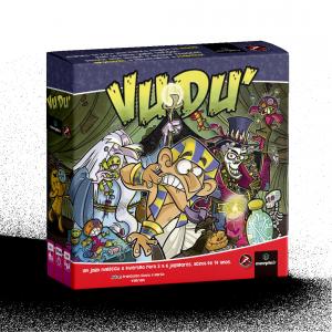 Vudu + expansão 2 em 1