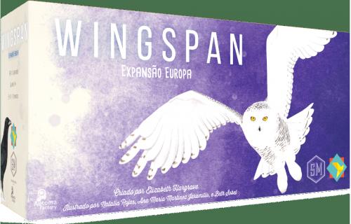 Wingspan: European Expansion (pronta entrega)