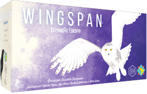 Wingspan: European Expansion (pré-venda)