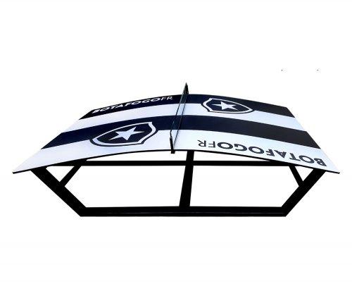Mesa de Futmesa Oficial do Botafogo 2,75X1,70 m