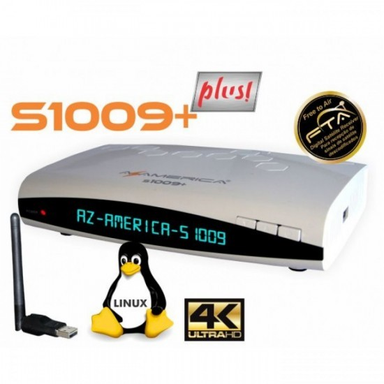 azamerica s1009 plus linux
