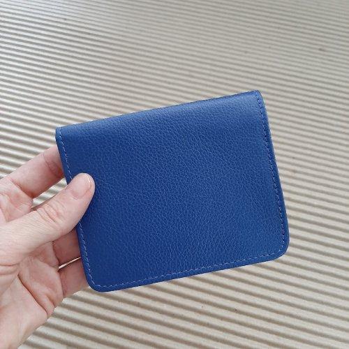 Carteira Petit - Azul Royal
