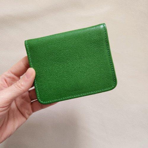 Carteira Petit - Verde Bandeira