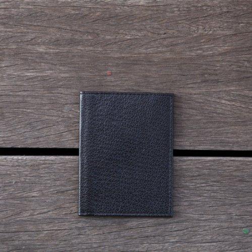 Porta cartão - Preto com Mini Xadrez