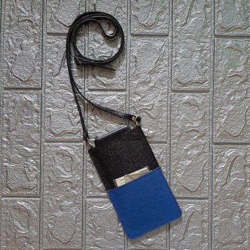 Porta Celular com Alça - Azul Royal