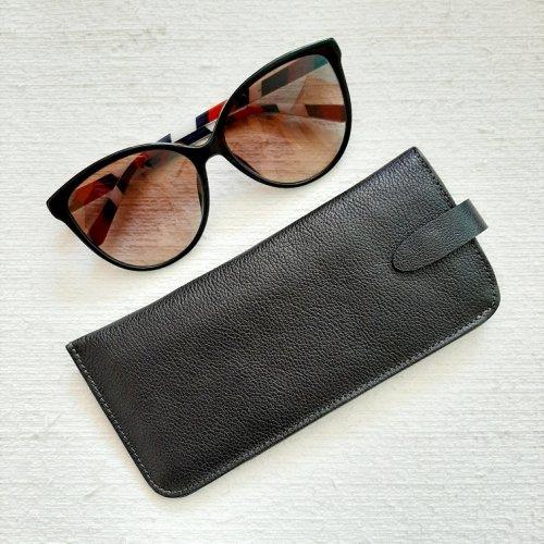 Porta Óculos - Café