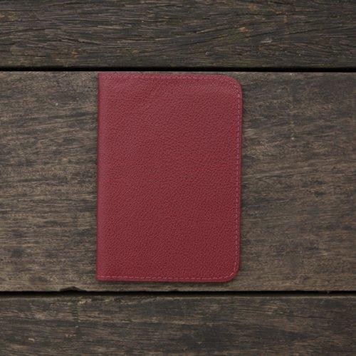 Porta Passaporte - Vermelho