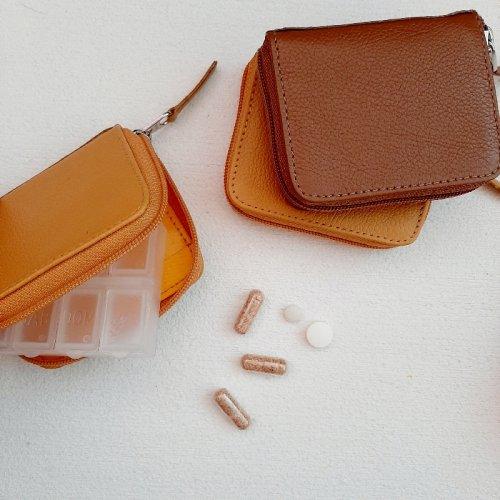 Porta Remédios - Açafrão