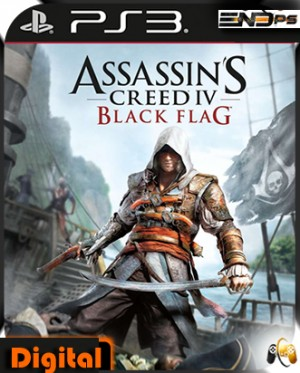 Assassins Creed Black Flag - Ps3