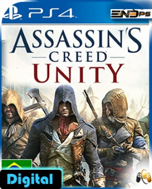 Assassins Creed Unity - Ps4