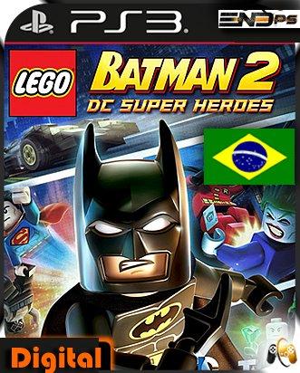 Batman 2 Lego: Dc Super Heroes - Ps3
