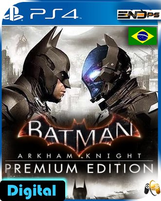 Batman: Arkham Knight Ed. Premium - Ps4