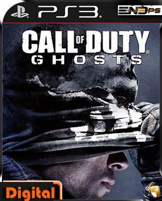 Call of Duty : Ghosts Em Português - Ps3
