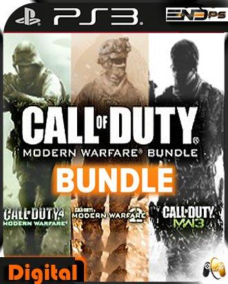 Call Of Duty: Mw3 + Mw2 + Mw - Ps3