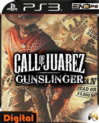 Call of Juarez: Gunslinger - Ps3