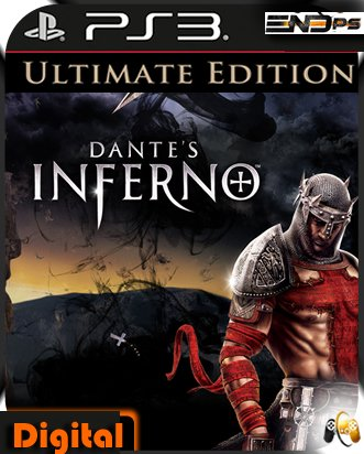 Dante's Inferno Ultimate Edition - Ps3