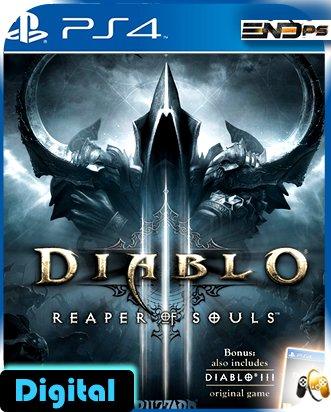 Diablo III: Reaper of Souls - Ultimate - Ps4
