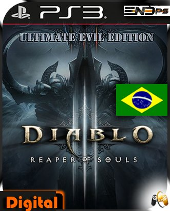 Diablo III: Reaper of Souls - Ultimate - Ps3