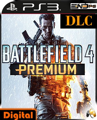 Dlc Premium Battlefield 4 - Ps3