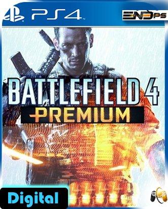 Expansão Premium Battlefield 4 - Ps4