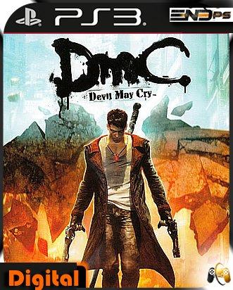 DMC -  Devil May Cry - Ps3