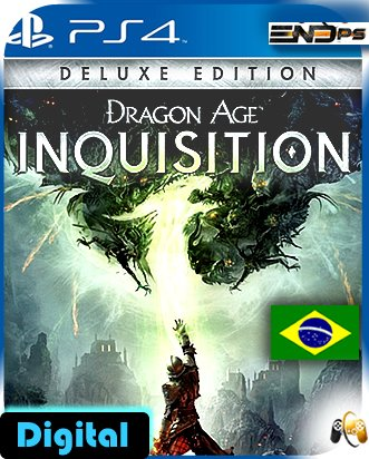 Dragon Age Inquisition DELUXE - Ps4