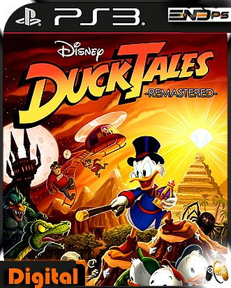 DuckTales: Remastered - Ps3