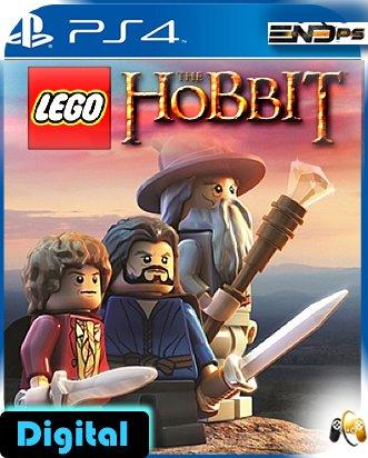 LEGO O Hobbit - Ps4